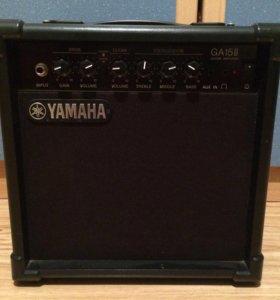 Двухканальный гитарный усилитель Yamaha GA15 II