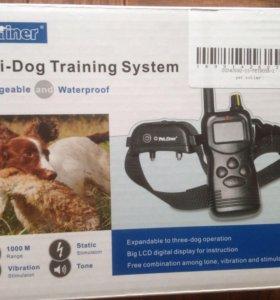 Электронный ошейник для охотничьих собак