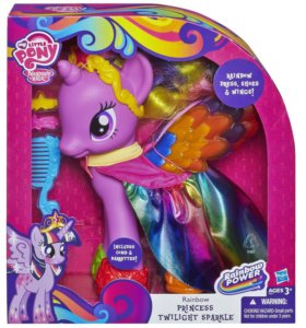 Пони-модница My Little Pony Твайлайт Спаркл, 20см