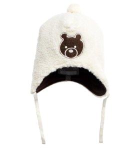 Зимняя шапка мишка Тедди Джонатан