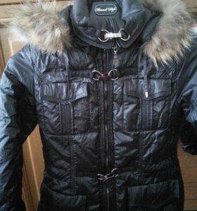 Куртка женская , теплая !