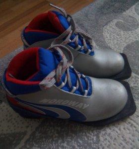 Лыжные ботинки Nordway  32 р.