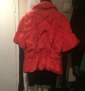 Куртка пуховая