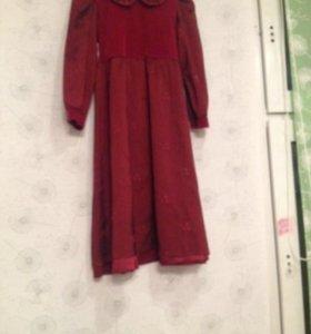 Платье на девочку 128