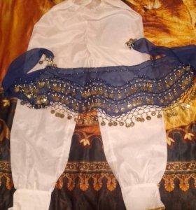 Штаны и пояс для восточного костюма