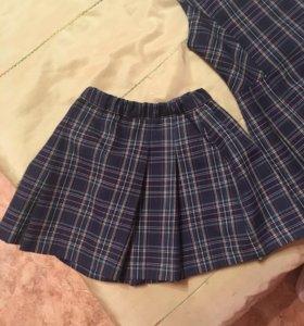 Школьная форма для девочки 1-2 класс