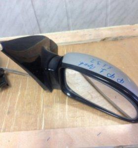 Зеркало правое Форд Фокус 1 в сборе, механическое