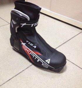 Лыжные ботинки Tisa Skating