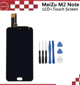 Жк экраны на смартфоны Meizu все модели
