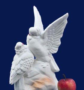 Сувенир голуби