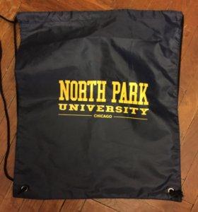 Рюкзак North Park University