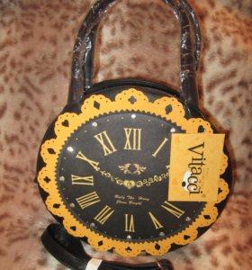 """Сумка """"Часы"""" для девочки  Vitacci"""