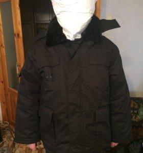 Куртка мужская охранника