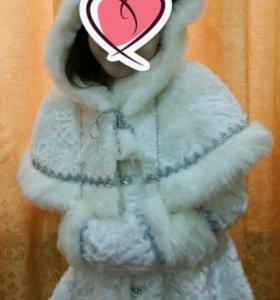 Карнавальный костюм ''Внучка-снегурочка''