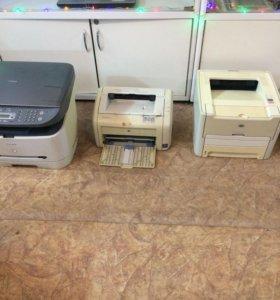Принтеры лазерные нр