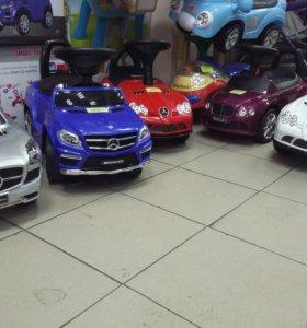 Машинки-каталки