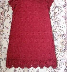 Платье зара   7-8л. В идеале