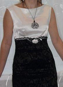 Красивое, элегантное платье 42р
