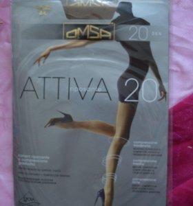 OMSA Attiva 20 колготки капроновые