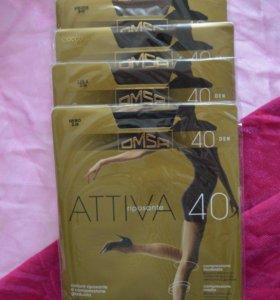 OMSA Attiva 40 колготки капроновые