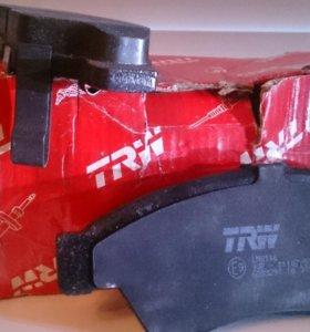 Тормозные колодки TRW передние Suzuki Liana,Aerio