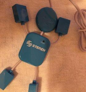 Steren USB hub