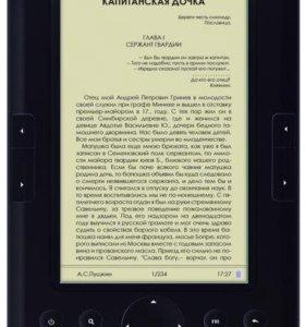 Электронная книга Explay HD. Book