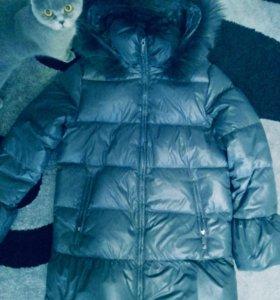 Зимняя куртка 44раз-р