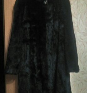 Норковая шуба Elena Furs