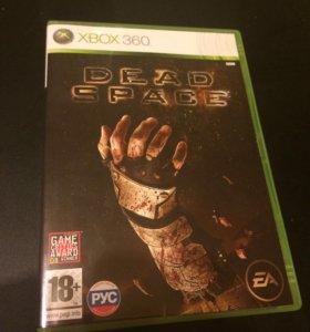 Dead Spase на xbox360