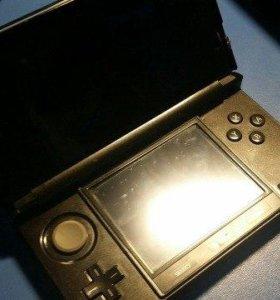 Игровая приставка Nintendo 3DS + игра Star Wars 3