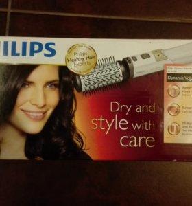 Фен-щетка для волос Philips