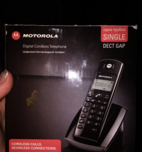Стационарный телефон Motorola бу