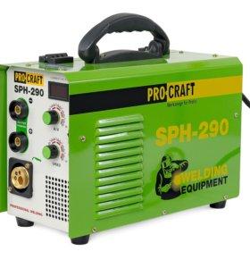 Сварочный инверт аппарат Procraft SPH290