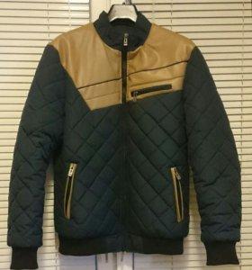 Куртка на подкладке синтепон