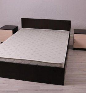 Кровать Марс с матрасом