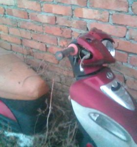 Продается скутер или обмен