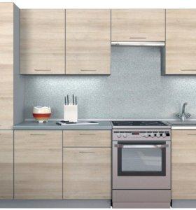 Кухонный гарнитур,новый размеры 2.5м