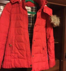 Куртка зимняя pull&bear