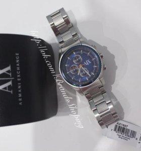 Часы Мужские Armani Exchange оригинал новые