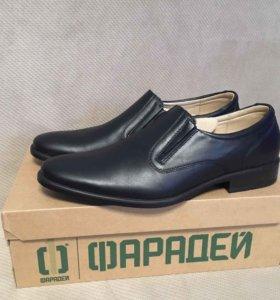 Мужские туфли, новые. 1000 руб, р-р 42 ,43, 44