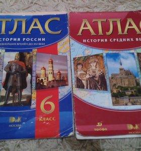 Учебники и карты