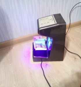 Инфракрасный детектор валют