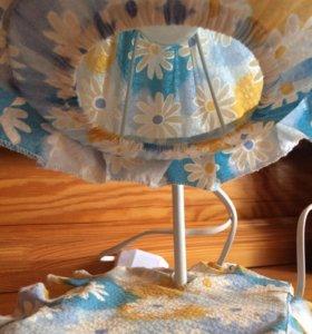 детская настольная лампа-ночник