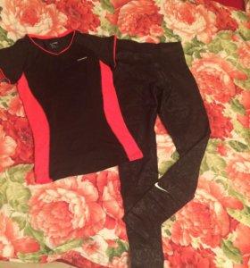 Одежда для фитнеса новая
