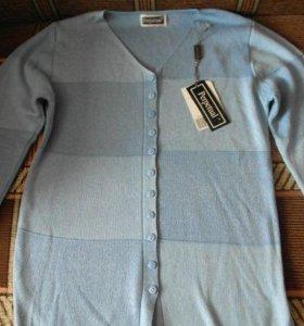Кофта 46-48 трикотаж блуза