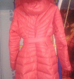 Удлиненная куртка 48-50
