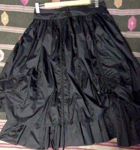 Продаю клевую черную юбку STEFANEL