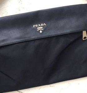 Клатч Prada оригинал