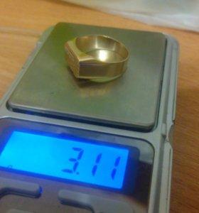 Золото (печатка)